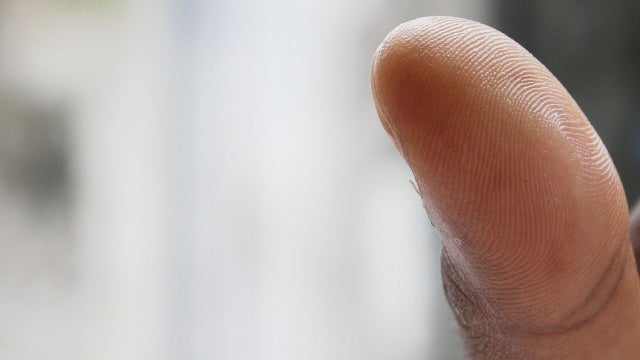 Next-Gen Touchscreens Will Resist Your Greasy Little Fingermarks