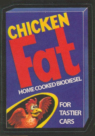 Tomorrow's jet engines could be powered by chicken fat