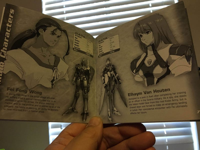 I Miss Game Manuals So Much I'd Pay Extra For Them