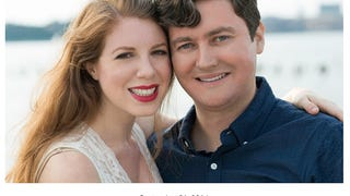 Richard Blakeley and Lindsay Kaplan are getting married!