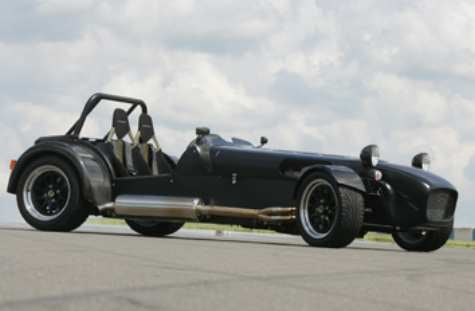 Caterham Works up Ultralight Concept for 50th Anniversary
