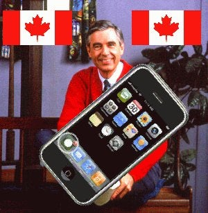 Go Canada: iPhone Confirmed on Rogers Wireless