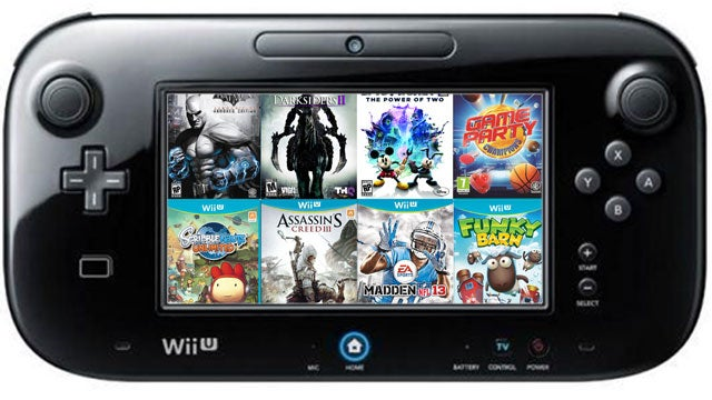 Here's the Wii U's Official Lineup for Launch Day and Beyond