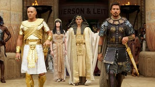 White Flight: The Knuckleheaded <i>Exodus: Gods and Kings</i>, Reviewed