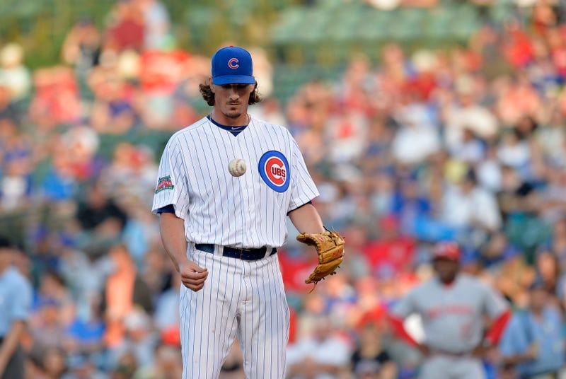 Cubs Trade Jeff Samardzija And Jason Hammel To Best Team In Baseball