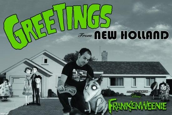 New Frankenweenie Pics