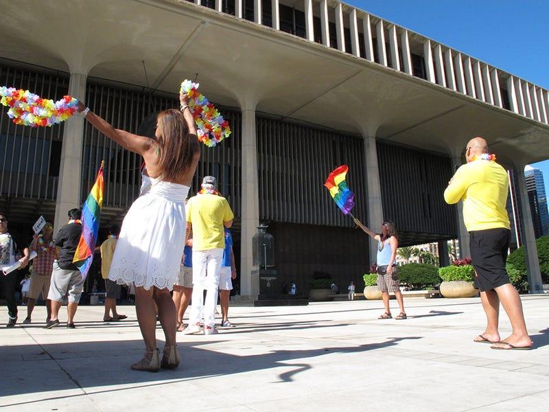 Hawaii Says Aloha (Hello!) to Same-Sex Marriage