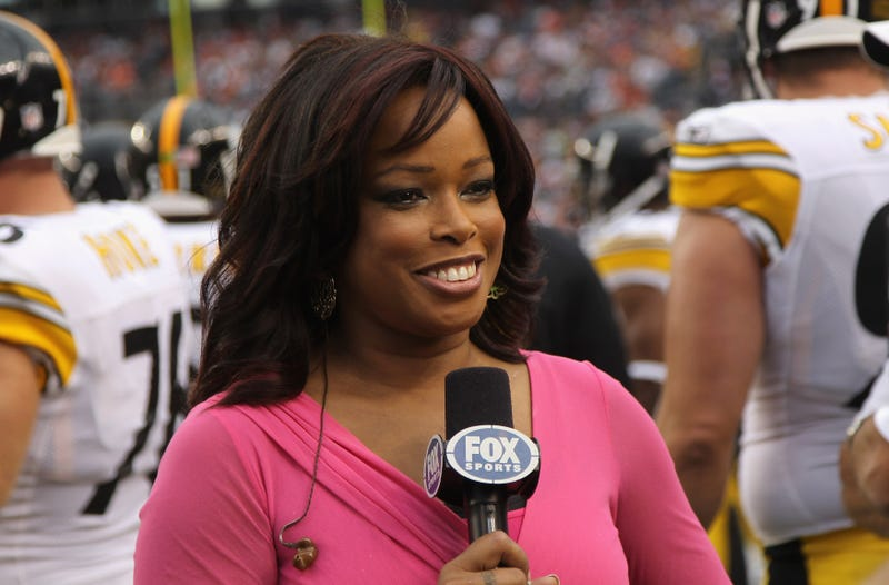 Pam Oliver Was Seriously Concussed From A Football To The Head