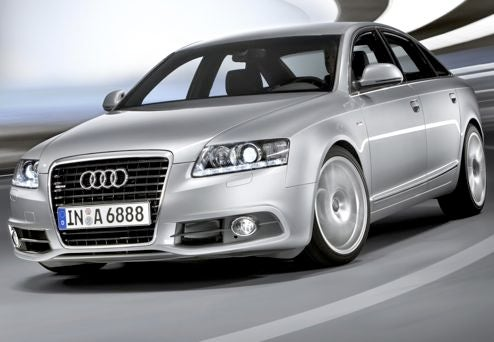 Audi Reveals 2009 A6 Sedan, Avant And New Fuel-Sipping TDIe Model In Addition To RS6