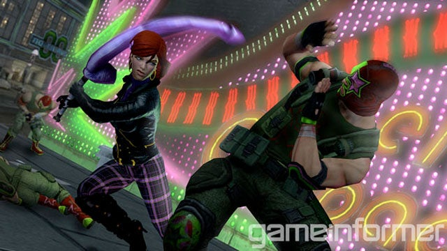 Pretty Sure Someone's About To Get Whacked With A Dildo Bat In New Saints Row: The Third Screens