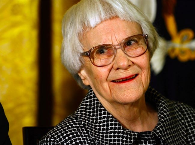 Harper Lee Breaks Her Silence To Tell Media To Piss Off