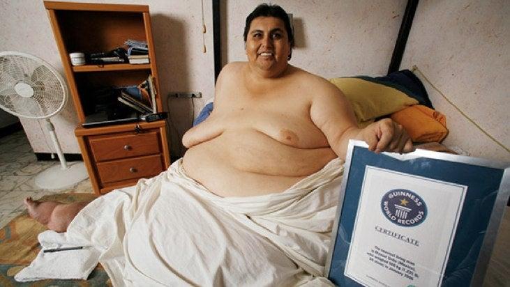 R.I.P. Manuel Uribe, World's Heaviest Man, at 48