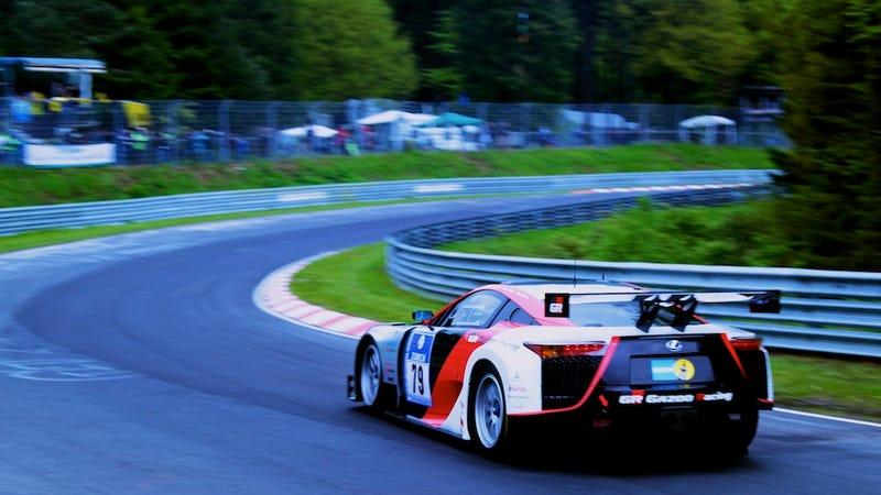 Nurburgring 24 Hours Live Blog