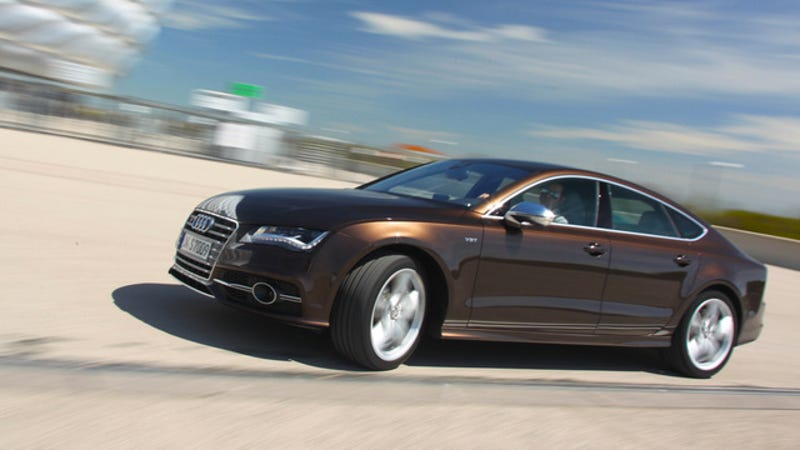 Audi S7: First Drive