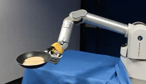 Robots Will Feed Us Pancakes Before They Destroy Us