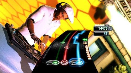 DJ Hero Hands-On: Bring That Beat Back