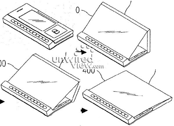 Samsung's Cellphone Form-Factor Patents Are Weird