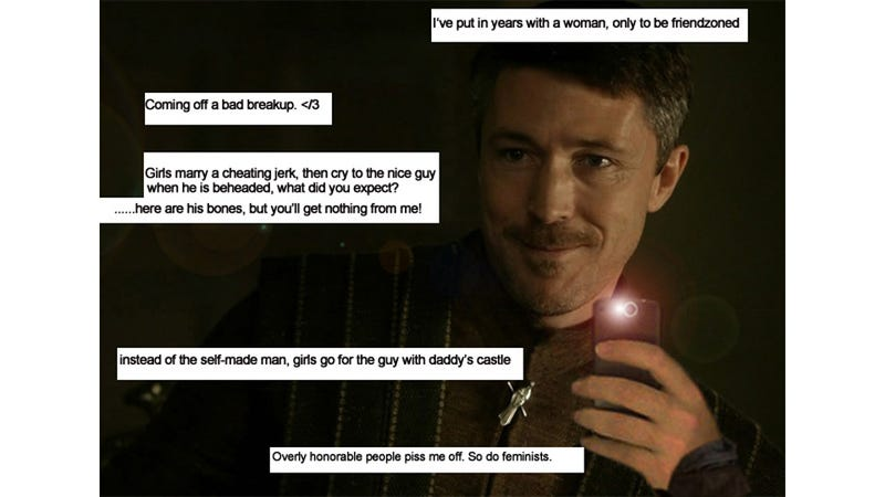 The Nice Guys of OkCupid: Game of Thrones Edition