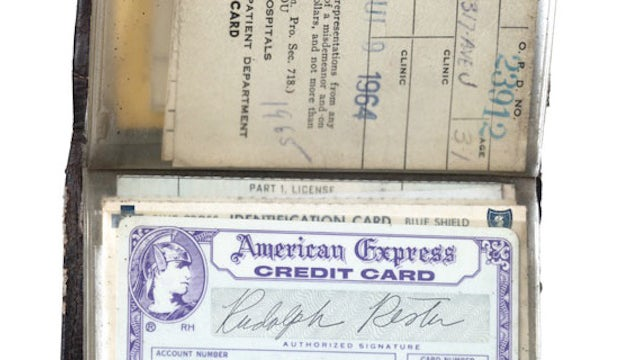 A Man Finds His Lost Wallet After 40 Years