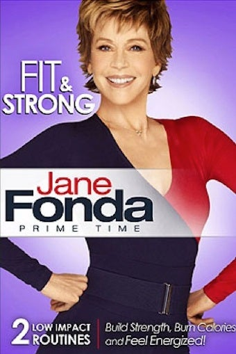 Jane Fonda Brings Back Workout Videos