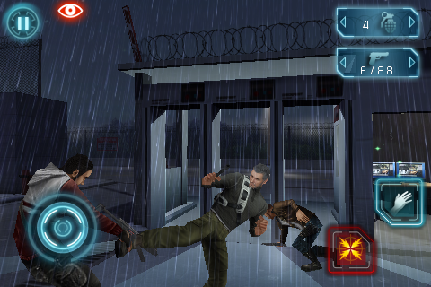 Splinter Cell Conviction in Your Pocket