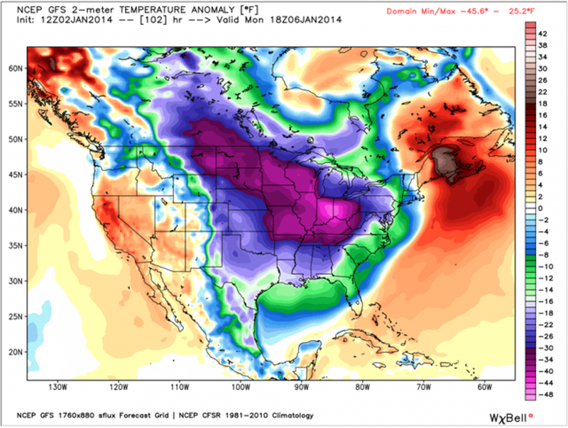 "There's a ""polar vortex"" sweeping across America, and it is NASTY"