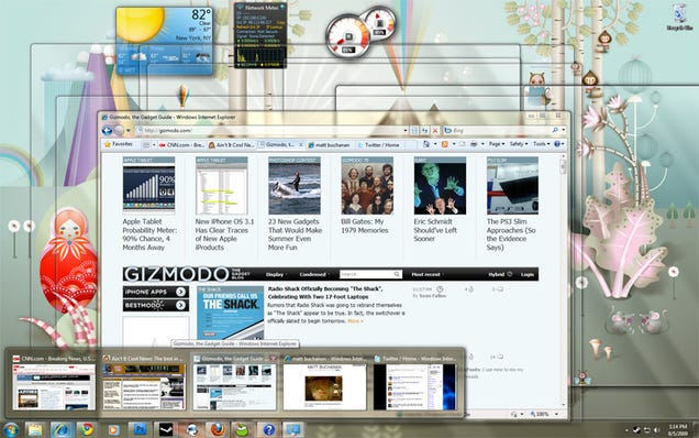 Windows 7 Review, Part 2: The Best Features and Tips
