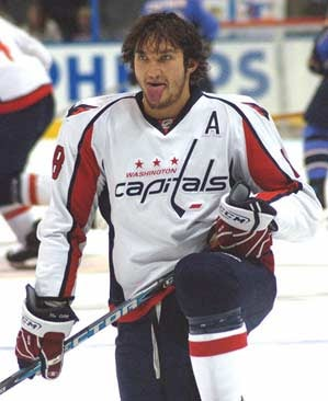The Wit And Wisdom Of Alexander Ovechkin