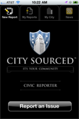 CitySourced Helps You Report Local Issues to Get Them Fixed