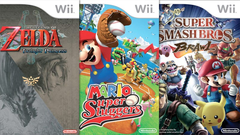And So We Enter the Wii Budget Age with the Arrival of 'Nintendo Selects' [Updated]