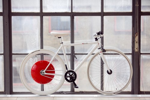 Copenhagen Wheel Gallery