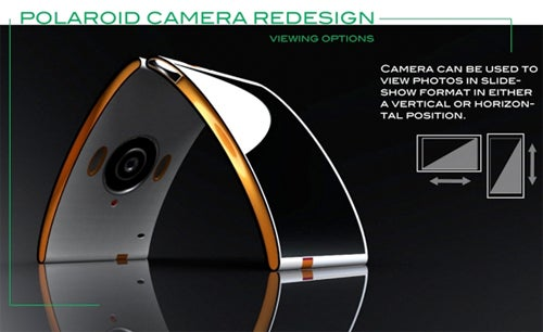 Concept Polaroid Design Looks Better Than The Relaunched Model