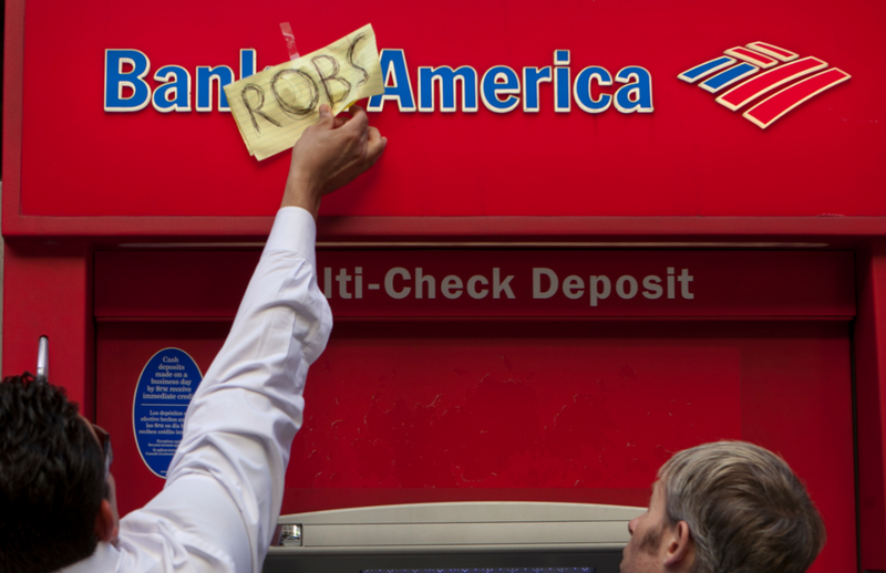 Overdraft Fees Are Staggeringly Profitable