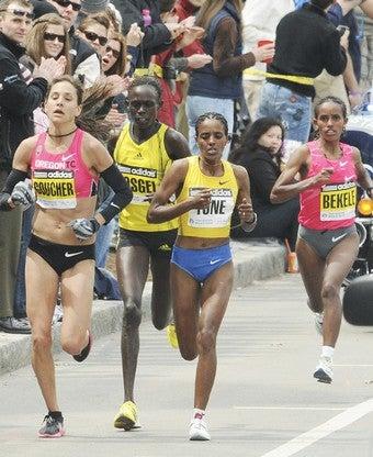 Women's Marathons Use Tiaras, Hot Firefighters To Keep Men Away