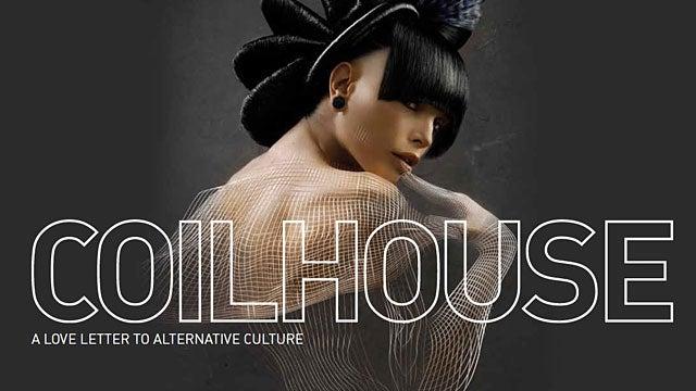 Crime, Cryptohistory, Cthulhu, Culture, & Cyberpunk: Inside Coilhouse Magazine