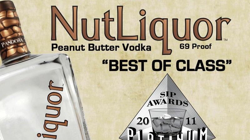 Introducing the Latest Vodka Atrocity, NutLiquor