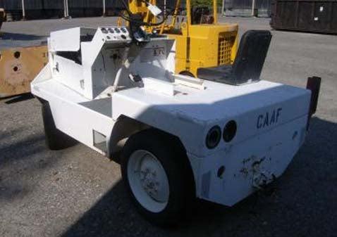 Slant Six Aircraft Tractor Alert!