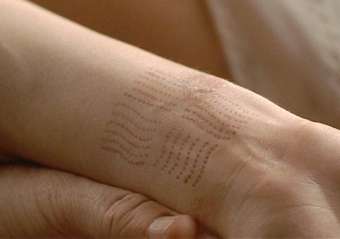 Tattoos That Say 'I'm A Futuristic Bad-Ass'