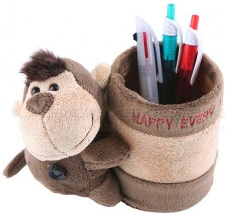 Useless Monkey Webcam Smiles and Cheers You On