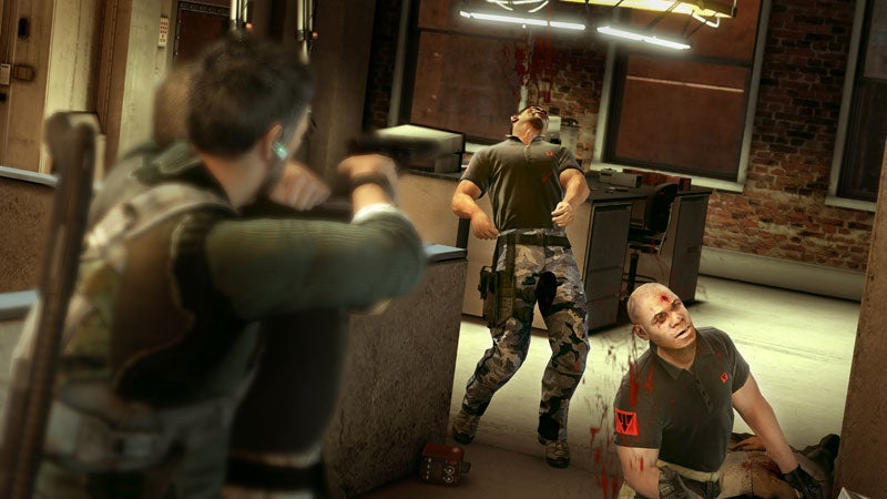 Splinter Cell: Conviction Preview: Either Sam Fisher Mellowed With Age Or I Have