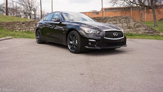 2015 Infiniti Q50 S: The Oppo Review