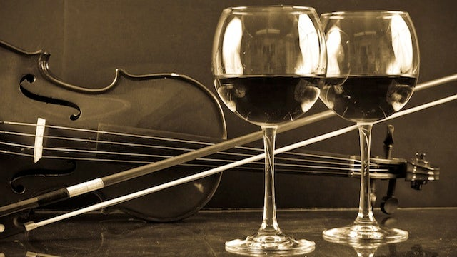 For Best Results, Match Your Music To Your Wine