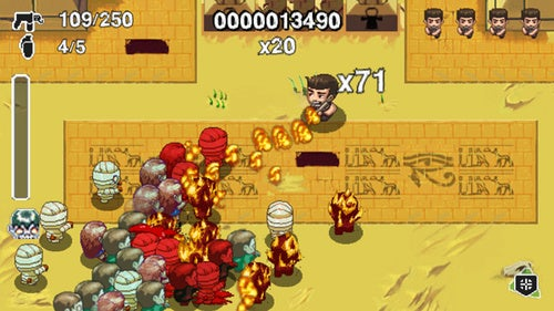 Halfbrick Mixes Zombies And Time Travel