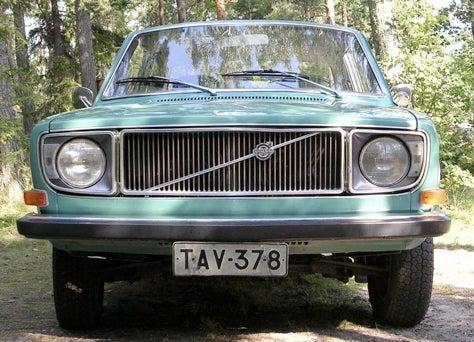 Volvo 140 Cars, Rockin' Yer Face!
