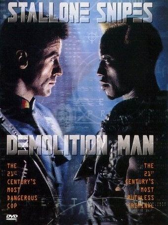 Tonight's Commentary Twack: Demolition Man