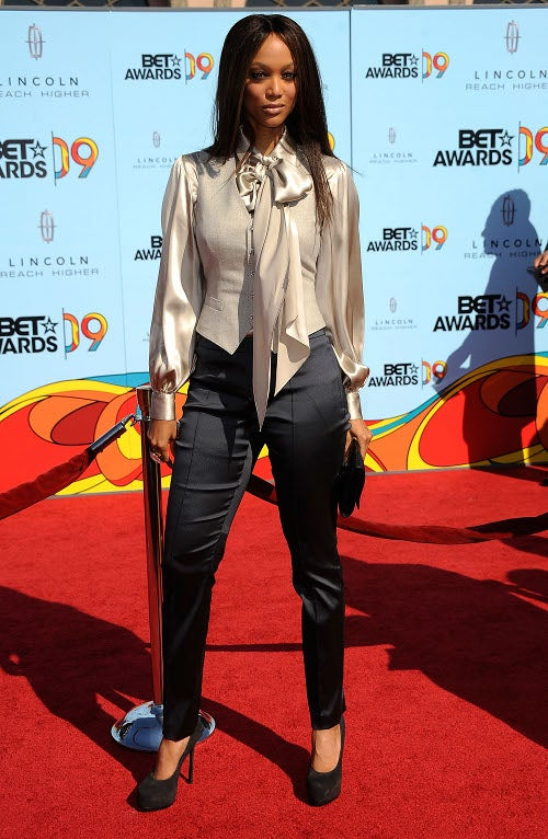 The Glam (And The Weird) Of The BET Awards