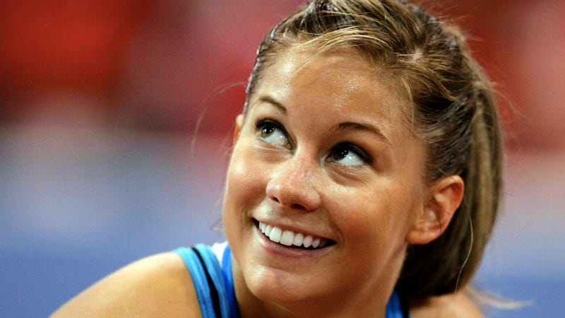 Olympic Gymnast Shawn Johnson Sadly Retires Just Four Days Short of U.S. Championship
