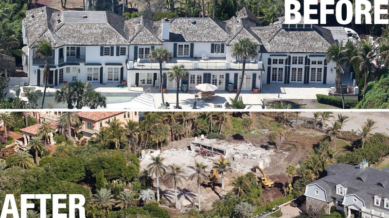 Elin Nordegren Is Building the Same $12 Million House She Knocked Down