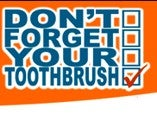 Don't Forget Your Toothbrush Makes Packing a Snap