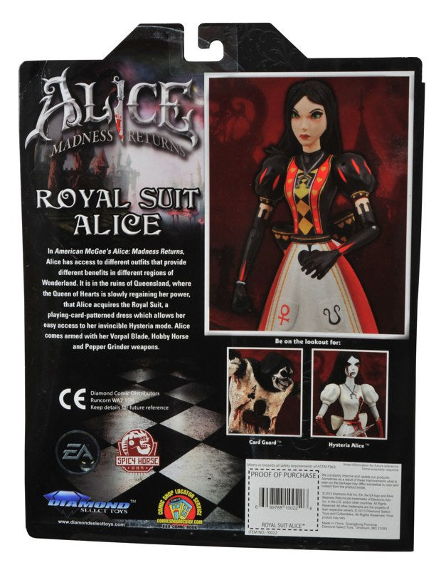 Because My Children Can Never Have Too Many Alice: Madness Returns Toys